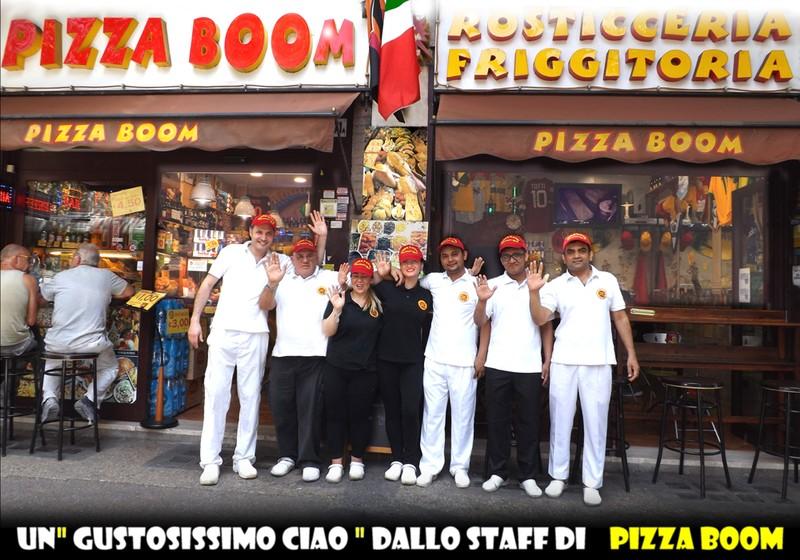 Pizza boom for Antiche ricette romane